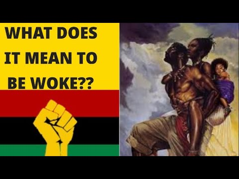 ARE YOU WOKE OR SLEEP? KNOWLEDGE OF SELF-BLACK CONCIOUSNESS? FIRED UP FRIDAY!? #Repat #Africa #THC