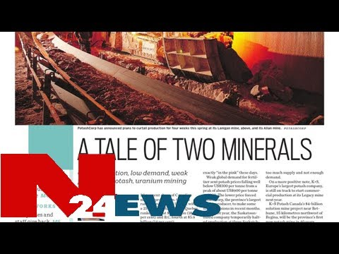 Price Weakness Prompts Cameco To Shutter World Highest-grade Mine, Key Lake Mill