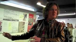 Repeat youtube video James May from Top Gear visits Bletchley Park