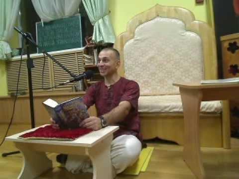 Бхагавад Гита 2.56 - Шукадева прабху