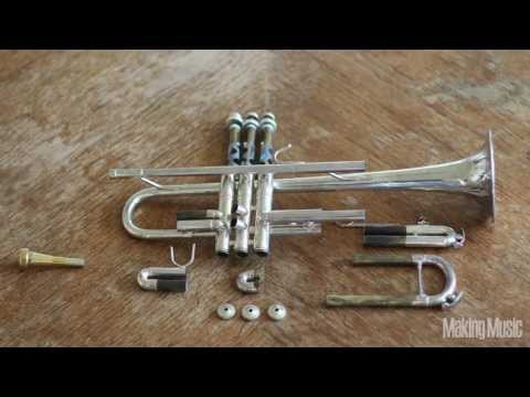 Best Way to Clean a Trumpet