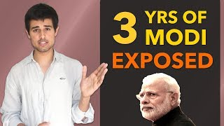 3 years of Modi Government Analysis | Exposed by Dhruv Rathee thumbnail