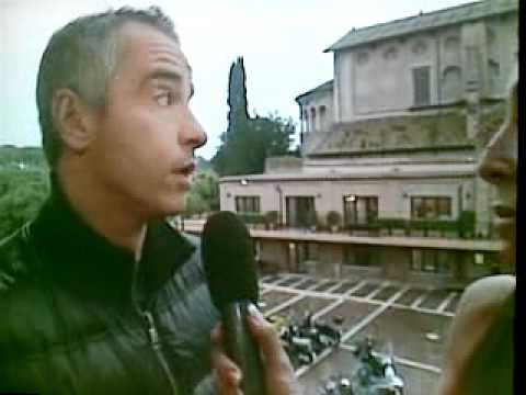 SUPERSANTAL EROS RAMAZZOTTI INTERVISTA CE L'ABBIAMO FATTA 3A PARTE 2010 live world tour