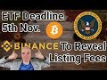 Bitwise Bitcoin ETF Denied As Price Begins Pull Back ...