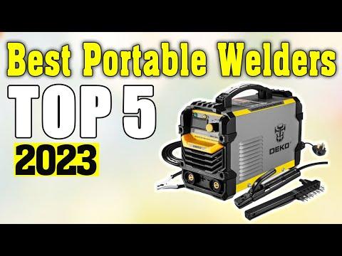 TOP 5 Best Portable Welding Machines 2021 💥 Best Portable Welders 💥