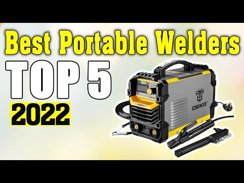 TOP 5 Best Portable Welding Machines 2020 💥 Best Portable Welders 💥