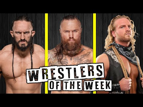 Wrestlers Of The Week (17 Jan) | WWE, NXT UK, AEW & IMPACT