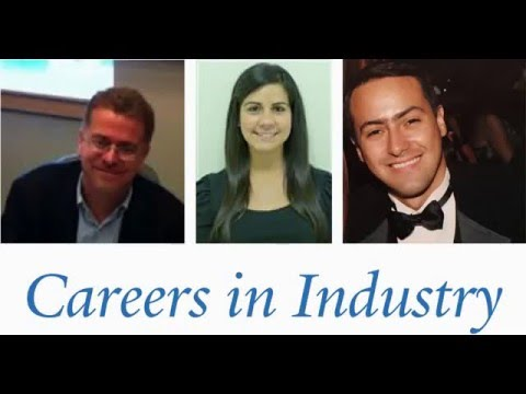 YCA2016: Conversations with Scientists - Industry Careers