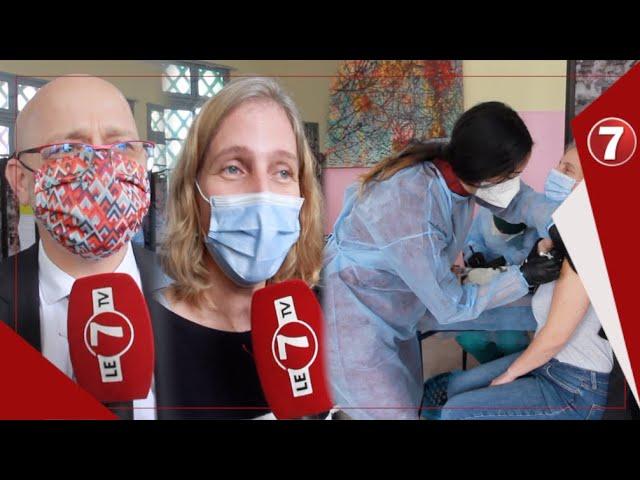 Résidents au Maroc : faites-vous vacciner, merci le Maroc