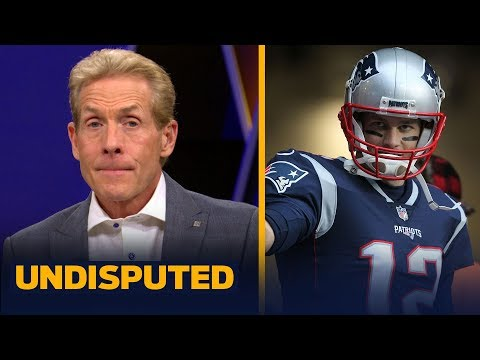 Skip Bayless believes Tom Brady has surpassed MJ as the best postseason player | NFL | UNDISPUTED