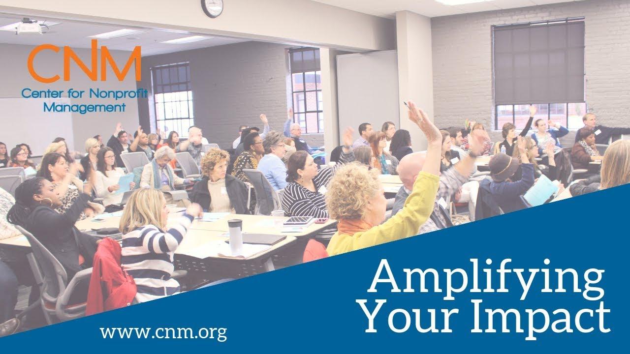 About Us   Center for Nonprofit Management   Nashville, TN