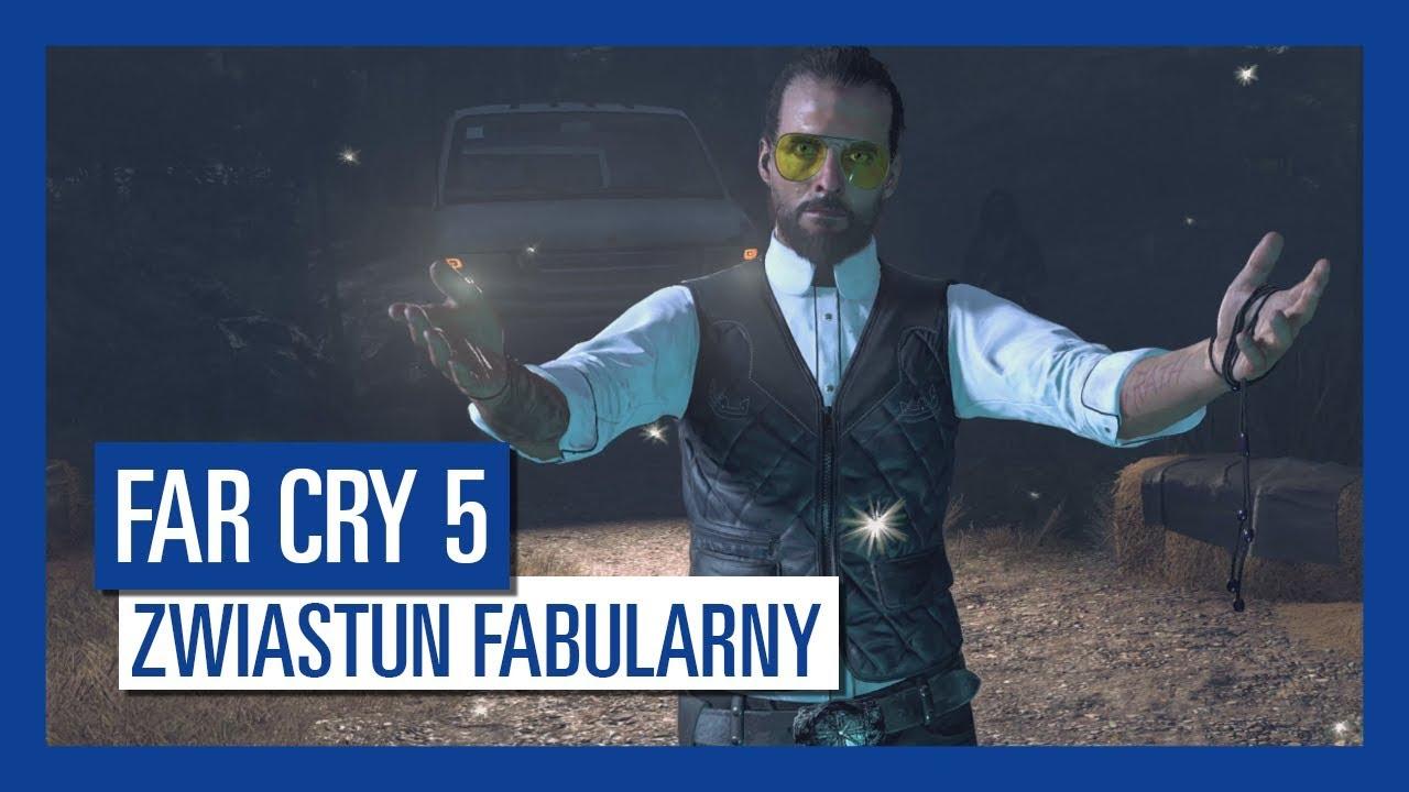 Far Cry 5 – Zwiastun Fabularny