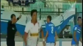 هدف مباراة ( دفاع تاجنانت 0-1 مولودية الجزائر ) الدوري الجزائري