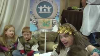 A Day at Athens VBS | 2019 Holy Land Adventure VBS | Group