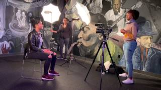 I Look to You (Whitney Houston Cover) Behind the Scene Interview Footage   Mississippi State