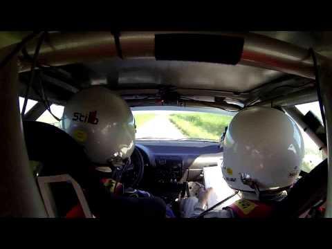 Rallye Claudy Desoil 2013 Cheron Thomas - André Geoffrey