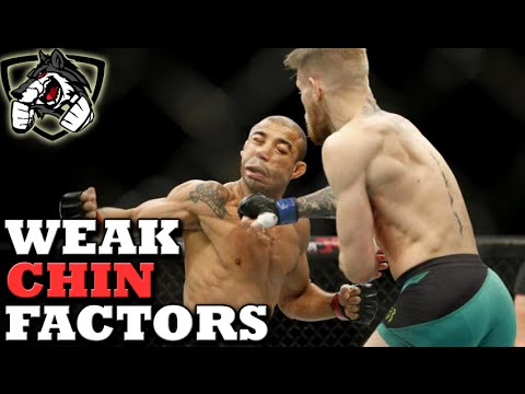What Causes Weak Chins & Brain Damage in MMA/Boxing