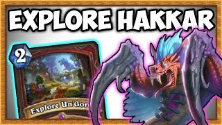 Hearthstone: Explore Hakkar - Find Your Outs