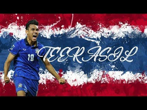Teerasil Dangda ● The Predator ● Goal & Skills