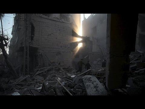 Suriye'de Seyyide Zeynep Yakınlarında Meydana Gelen çifte Intihar Saldırısında En Az 45 Kişi öldü