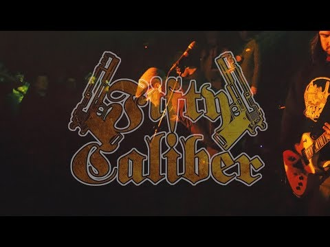 50 CALIBER - 4K - FULL SET - NAMBUCCA, LONDON - 16.12.17