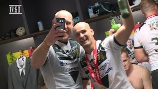 Ladbrokes Challenge Cup Final - The bits you didn't see