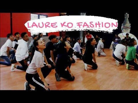 VTEN - Laure ko Fashion   2hrs Dance Workshop by Bijay Tamang - Nyans (DDXC)