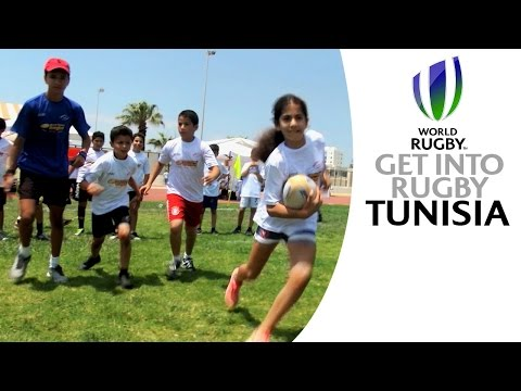 Growing rugby in Tunisia!