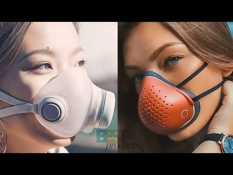 5 Best Face Masks for Bacteria and Viruses Protection 2020