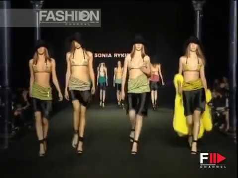 SONIA RYKIEL Spring Summer 2003 Paris 3 of 3 Pret a Porter Woman by Fashion Channel