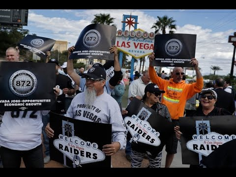 Is Las Vegas Good For The Raiders?