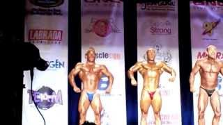 Stephen Hohner & Ryan Ibrahim @ 2013 NPC Pacific USA Bodybuilding