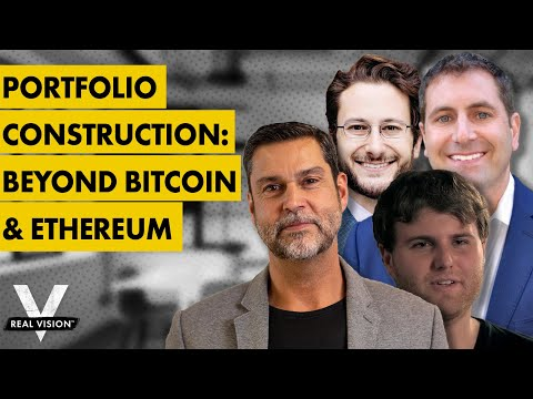 Portfolio Construction: Beyond BTC & ETH (w/Jeff Dorman, Joey Krug, Ari Paul, and Raoul Pal)