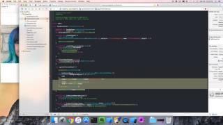 Swift App Dev. 24 - Add Activity Indicator (the Busy Spinner)