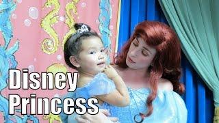 The Ultimate Disney Princess Experience! - July 27, 2015 -  ItsJudysLife Vlogs