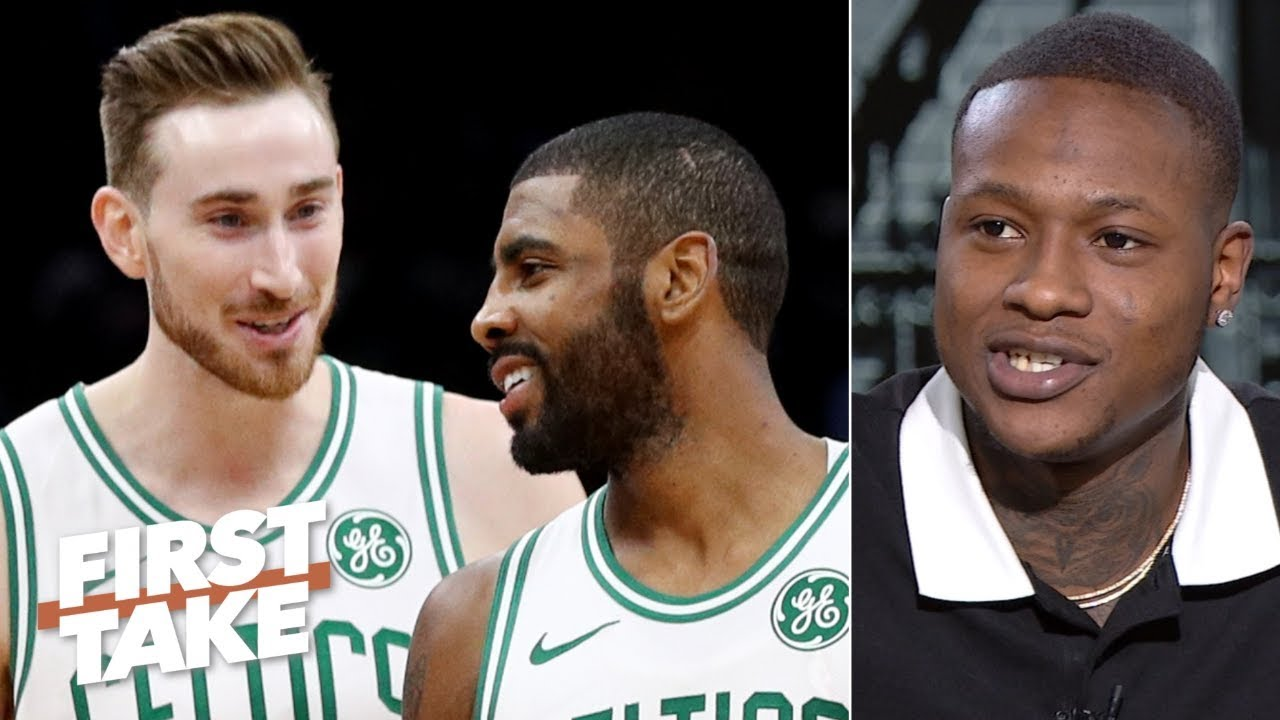 'I sacrificed my talent' playing with Kyrie Irving and Gordon Hayward – Terry Rozier | First Take