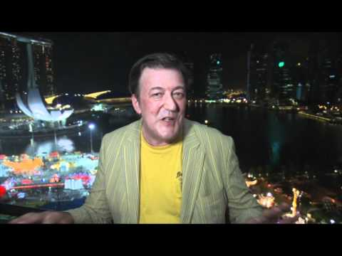 Stephen Fry's Planet Word - Babel