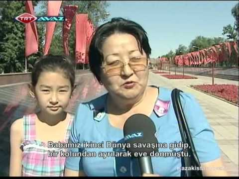 Kazakistan Avazı -11 Bölüm -13 Mart Perşembe | TRT AVAZ