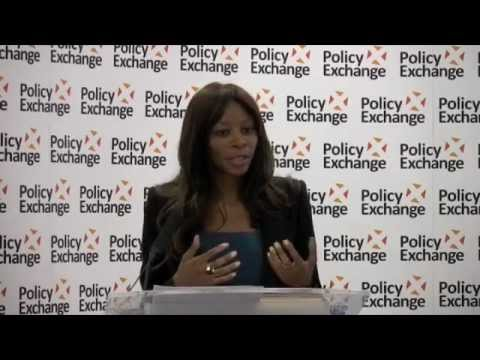 Dambisa Moyo On 'Winner Take All: China's Race For Resources And What It Means For Us'   27.06.2012