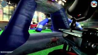 Renegade Paintball game play