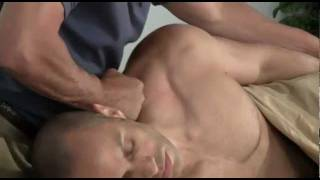 Patrick Ingrassia: Side Lying BodySaver Massage, Working Exclusively on the Shoulder Girdle