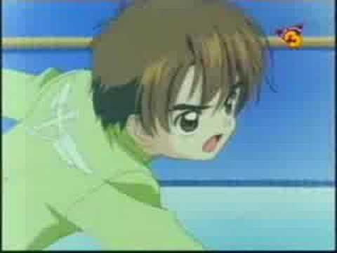 Shape Of My Heart - Sakura & Syaoran