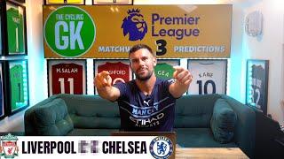 Liverpool to beat Chelsea? - Matchweek 3 PREMIER LEAGUE Predictions..