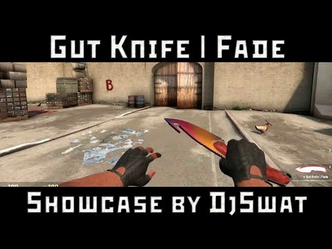 ★ Gut Knife | Fade [Нож с лезвием-крюком | Градиент]