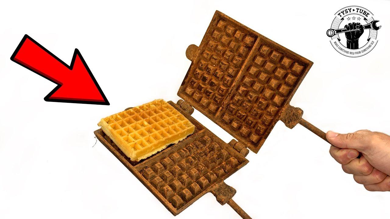 Waffle 🧇  Maker Restoration - I'm Making a Waffle for You!