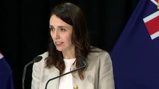 video: New Zealand extends Auckland lockdown as Jacinda Ardern warns Covid cluster will grow