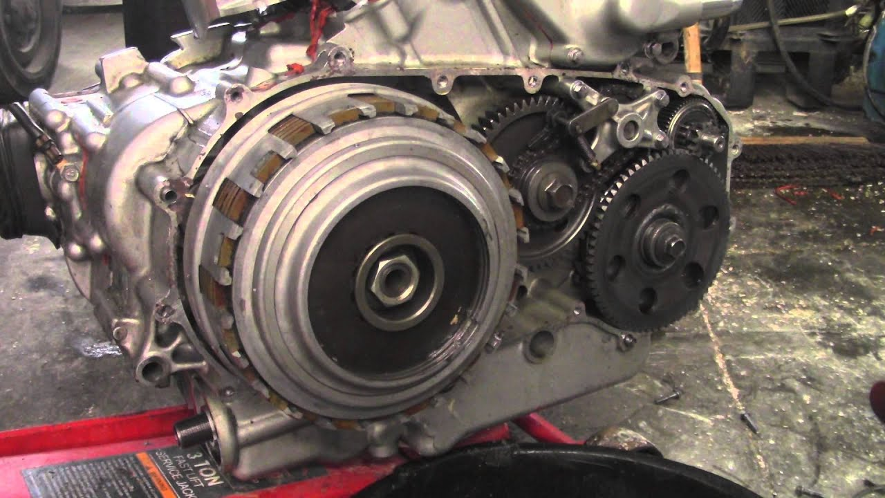 Kawasaki Clutch Cable Replacement