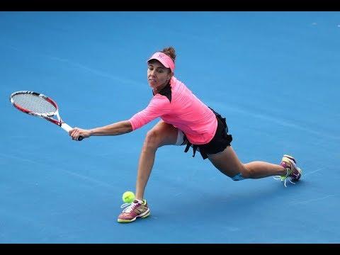 2018 Hobart International Final | Shot of the Day | Mihaela Buzarnescu