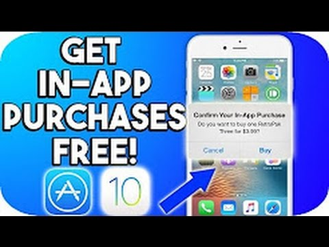 free in app purchases iphone