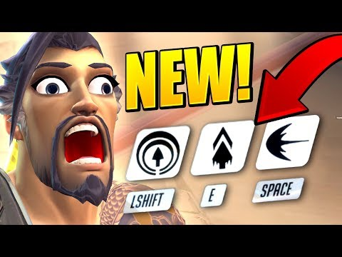 RIP SCATTER ARROW | Overwatch Hanzo New Ability STORM ARROW!?